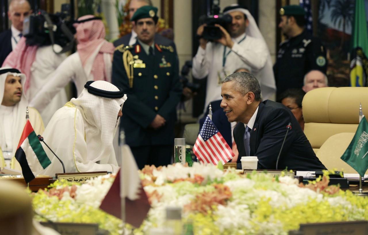 К американо-саудовским отношениям