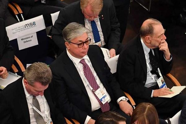 О некоторых аспектах Мюнхенской конференции