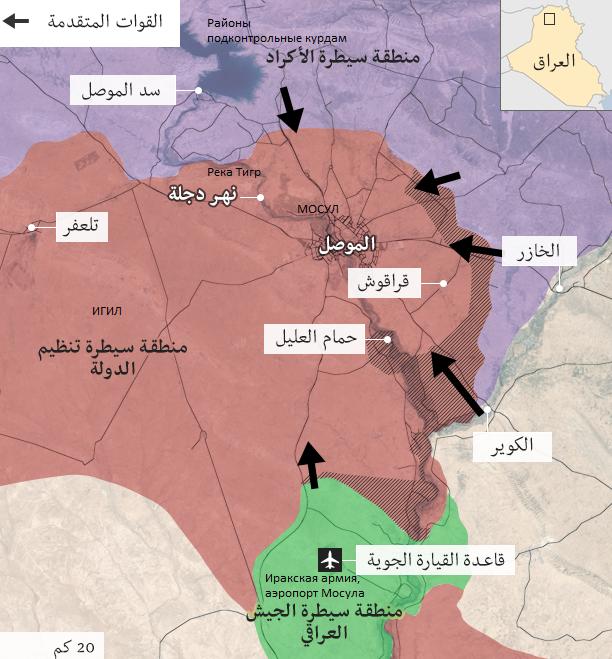 К ситуации в Ираке