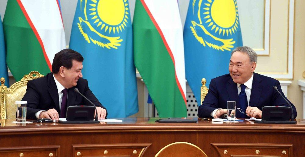 К казахстанско-узбекским отношениям