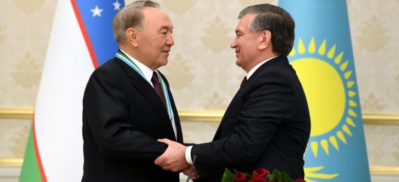 О визите Президента РК в Узбекистан