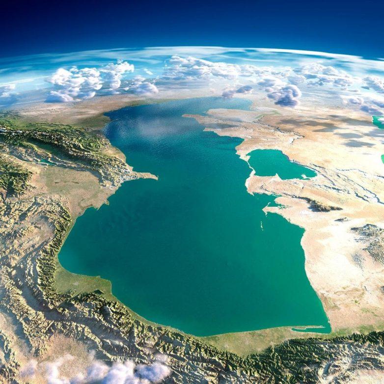 Проблема правового статуса Каспийского моря