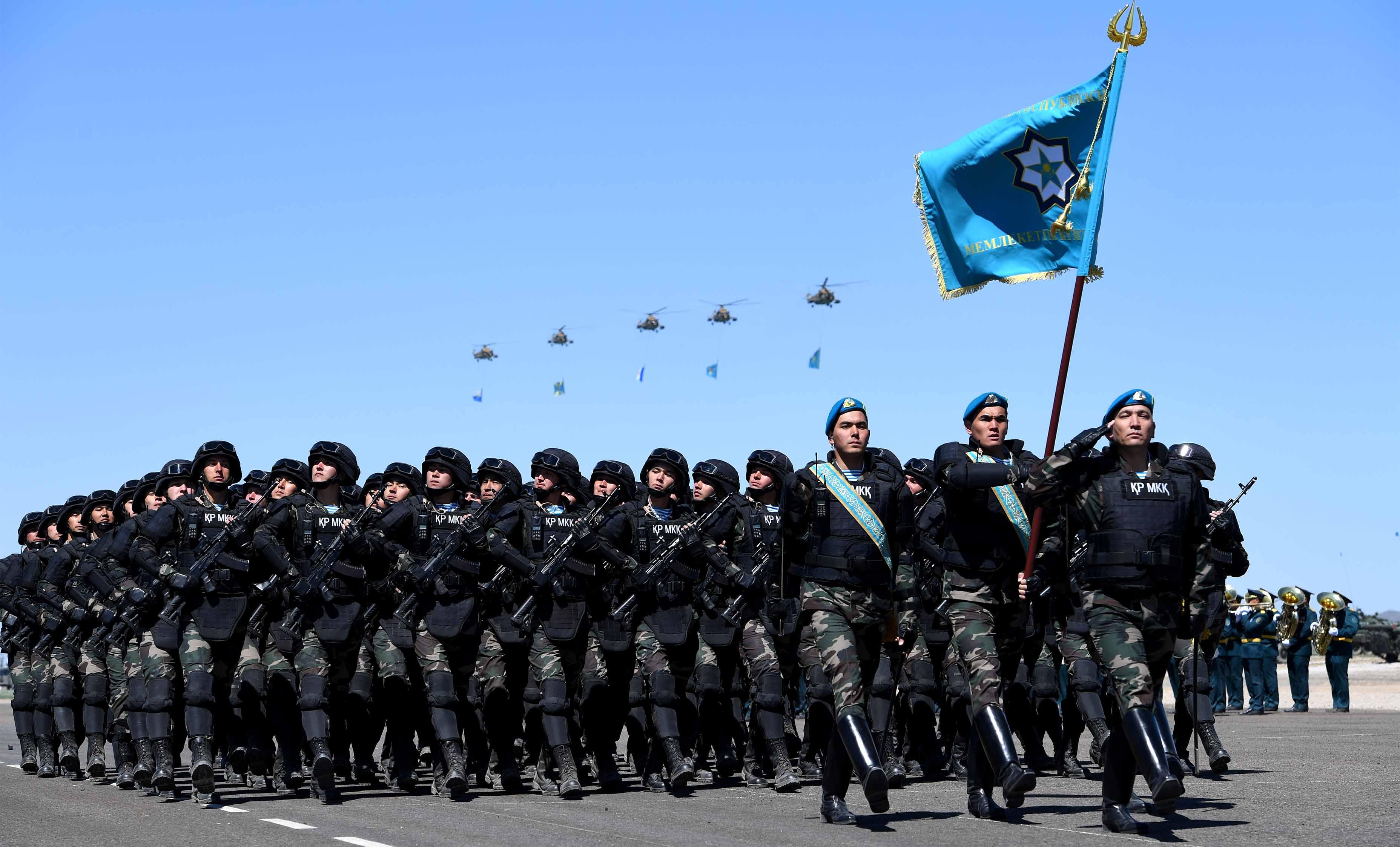 Казахстанская армия: действительно ли она слабее узбекской и украинской?