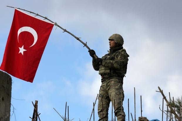Турецкая политика в Сирии после «Оливковой ветви»