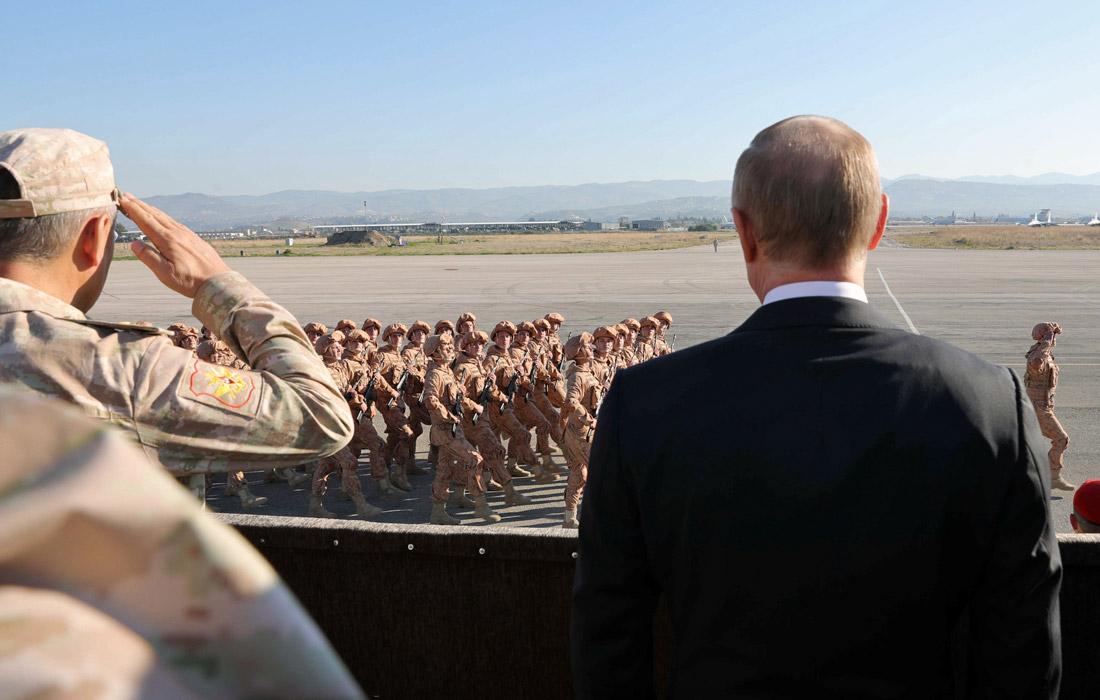 Игры Путина в Сирии