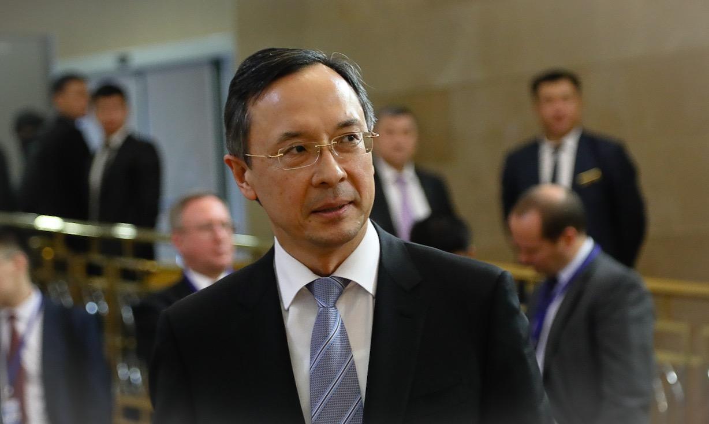 Кайрат Абдрахманов: Казахстанские дипломаты — на страже национальных интересов