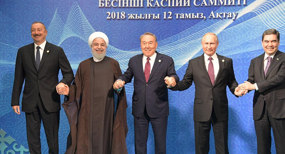 Конвенция о правовом статусе Каспийского моря (12 августа 2018 года)