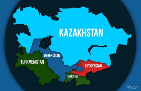 Центральная Азия, как яблоко раздора для сильных мира сего