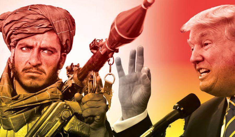 Талибы диктуют США, как идти вон из Афганистана