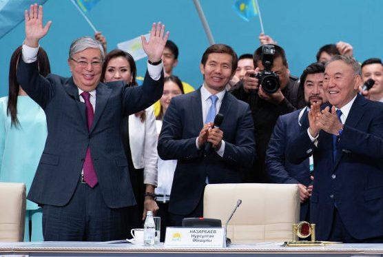 Некоторые рассуждения о будущем Президенте Казахстана