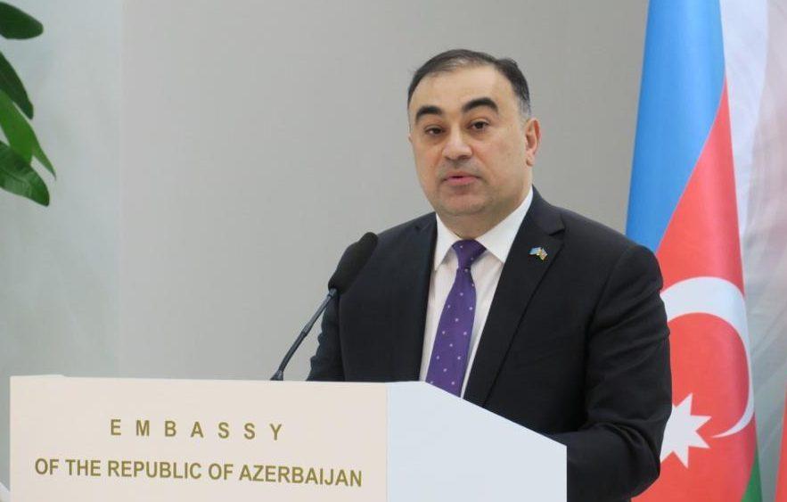 Посол Азербайджана Рашад Маммадов: «Мы во что бы то ни стало освободим свои земли»